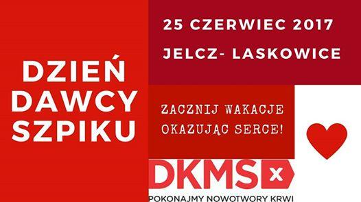 Dzień Dawcy Szpiku w Jelczu-Laskowicach