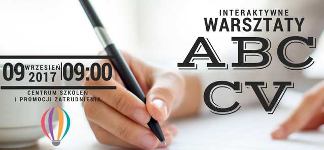 Interaktywny Warsztat ABC…CV – Wrocław